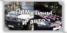Авто на свадьбу Киев